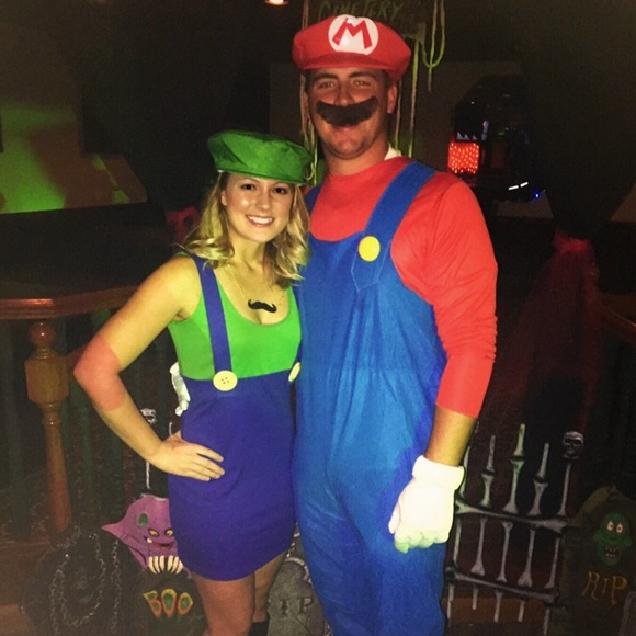 Super Mario Other Mario Luigi Couples Costumes Poshmark